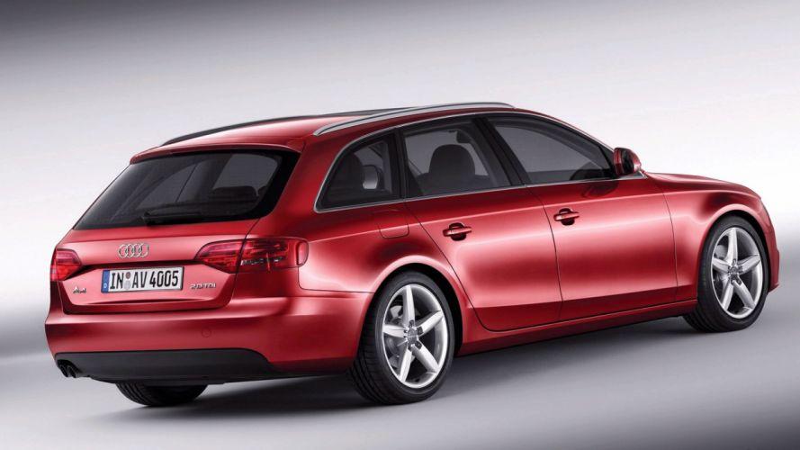 Audi A4 car vehicle wallpaper