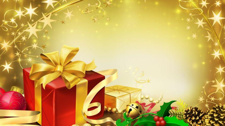 Presents wallpaper