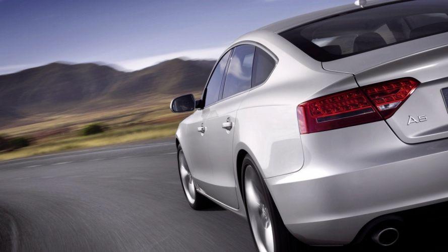 Audi A5 car vehicle quattro wallpaper