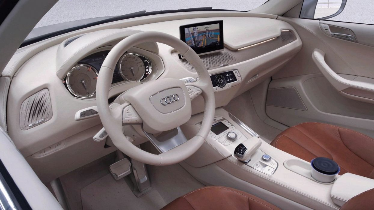 Audi Cross Coupe car vehicle quattro wallpaper
