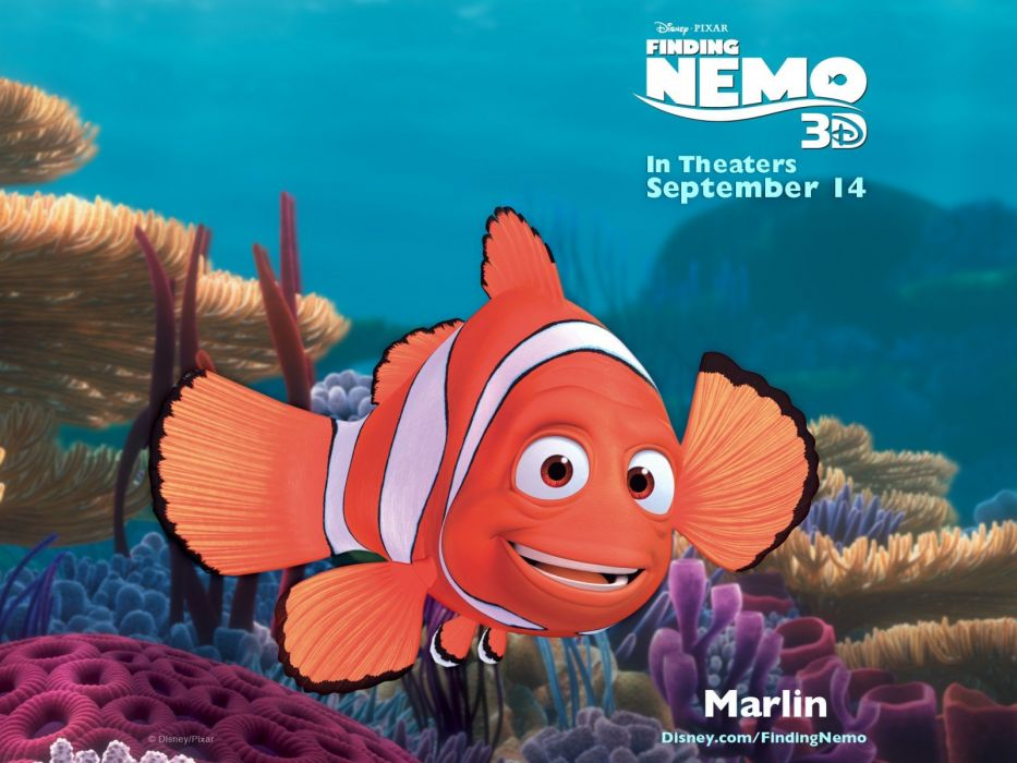 FINDING NEMO Animation Underwater Sea Ocean Tropical Fish Adventure Family Comedy Drama Disney 1finding Nemo