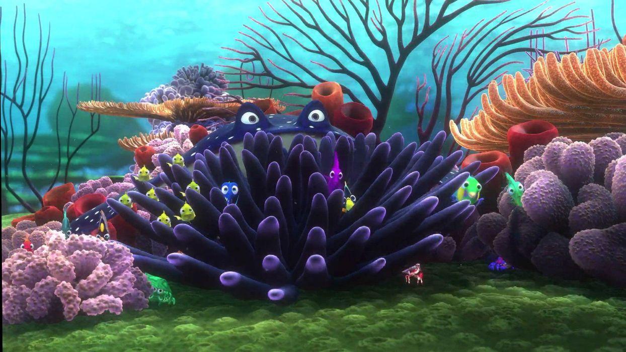 FINDING NEMO Animation Underwater Sea Ocean Tropical Fish Adventure Family Comedy Drama Disney 1finding Nemo