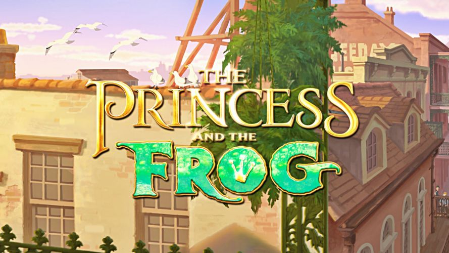 PRINCESS AND THE FROG animation disney family fantasy romance romantic musical 1princessfrog wallpaper