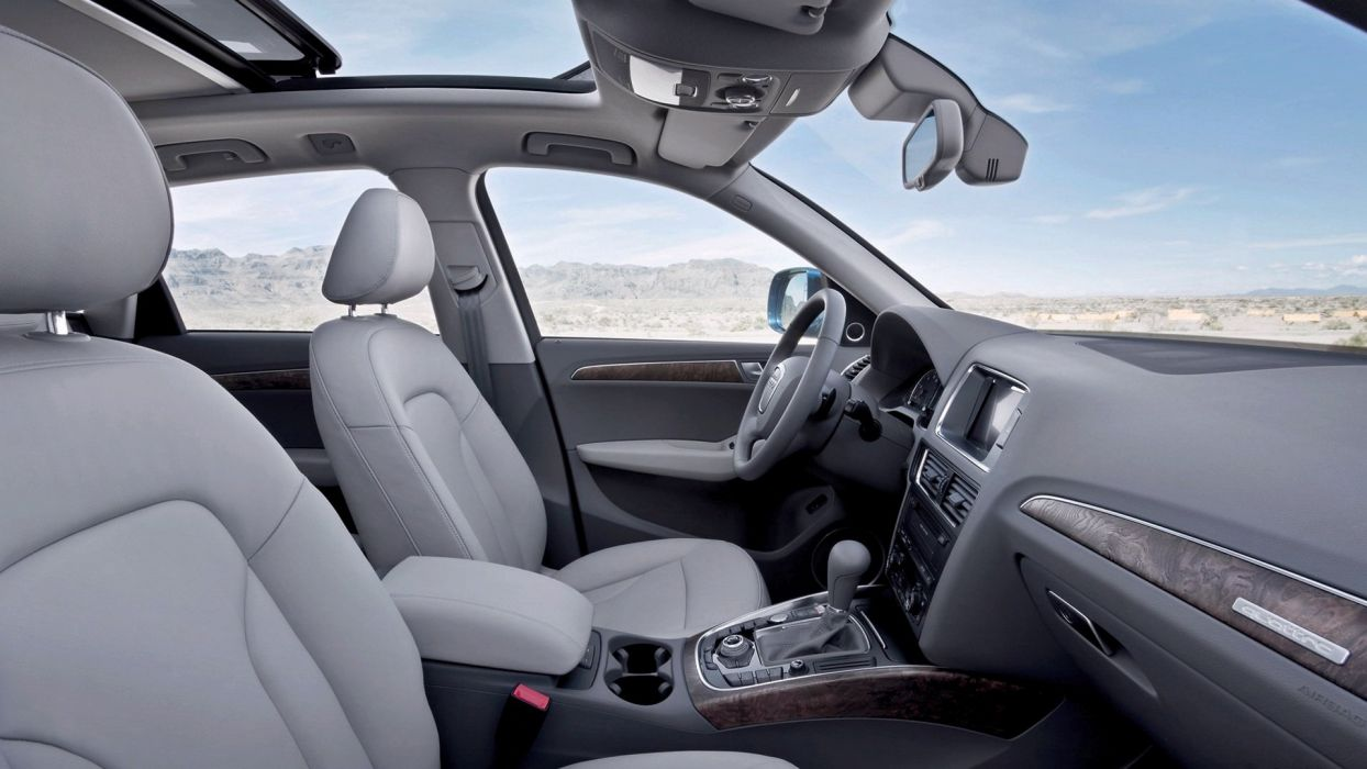 Audi Q5 2 0T car vehicle suv quattro wallpaper