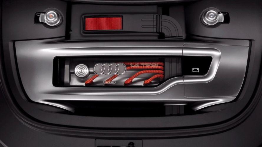 Audi metroproject 1 4 TFSI car vehicle quattro wallpaper