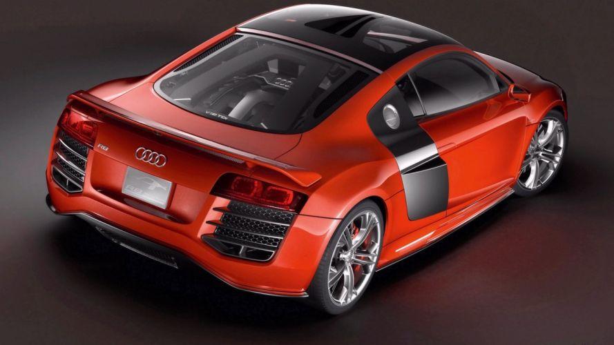 Audi R8 V10 FSI car vehicle quattro wallpaper