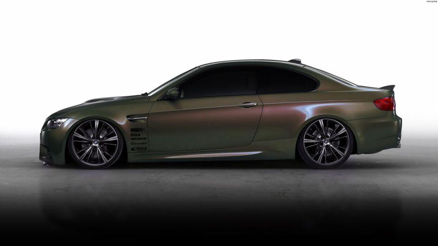 BMW M3 Coupe '10 wallpaper