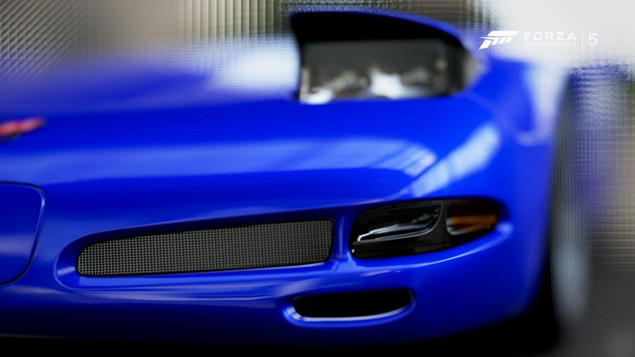 Chevrolet corvette C5 Z06 wallpaper