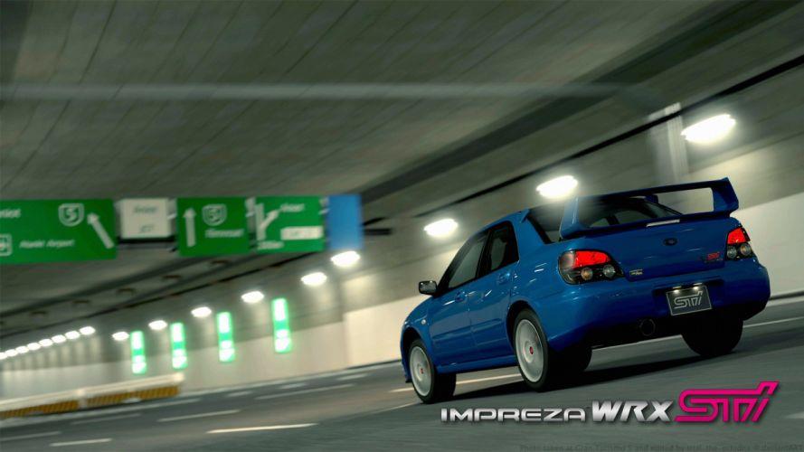 Subaru Impreza GT5 Wallpaper wallpaper
