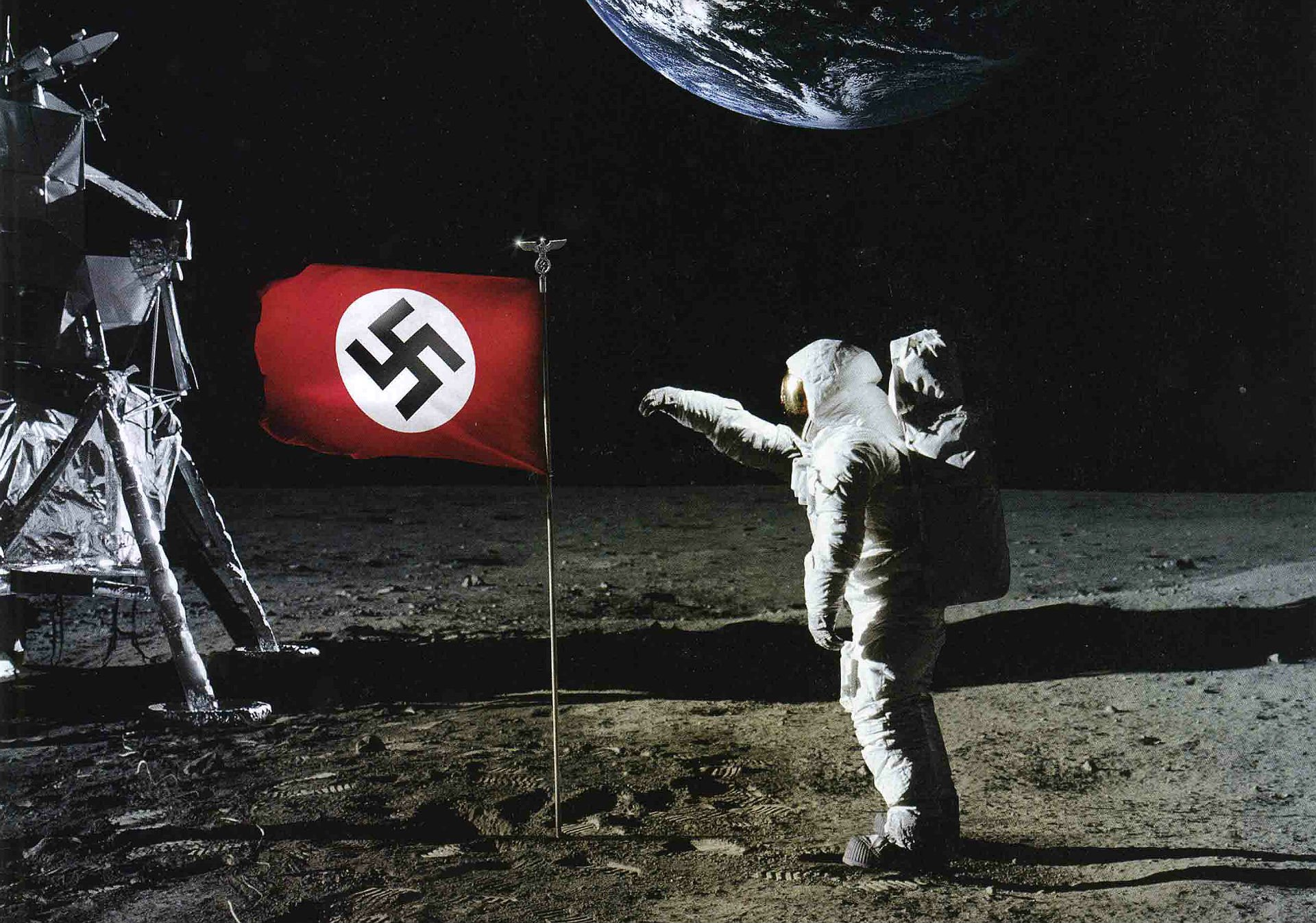 germany nazi on moon landing images - photo #36
