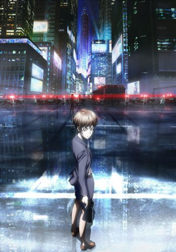 psycho-pass red light city anime series tsunemori akane wallpaper