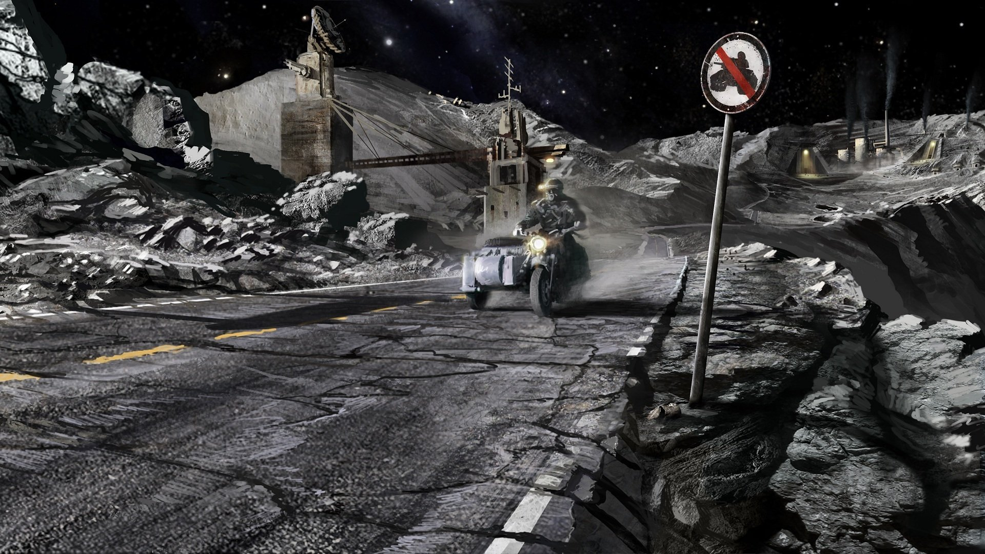 nazi moon base iron sky - photo #17