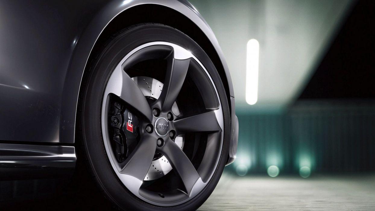 Audi RS5 car vehicle wallpaper