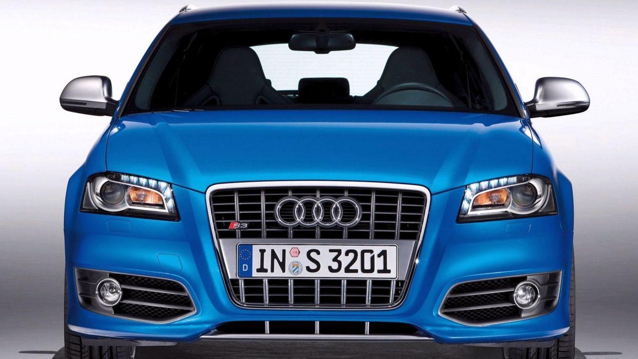 Audi S3 car vehicle wallpaper