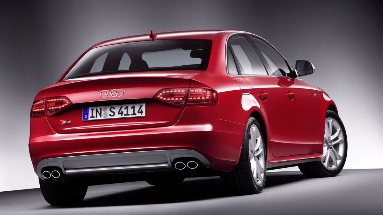 Audi S4 car vehicle wallpaper