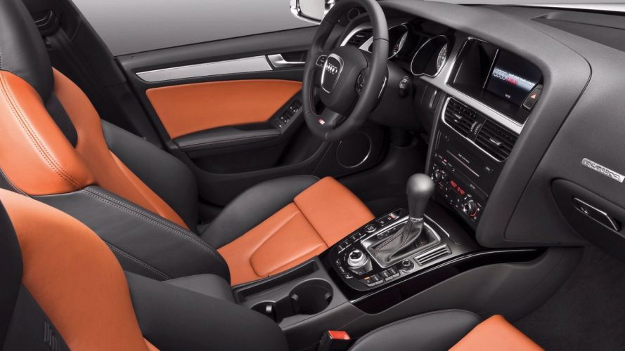 Audi S5 car vehicle wallpaper