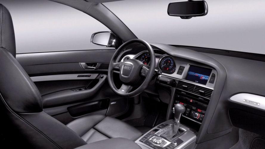 Audi S6 car vehicle quattro wallpaper