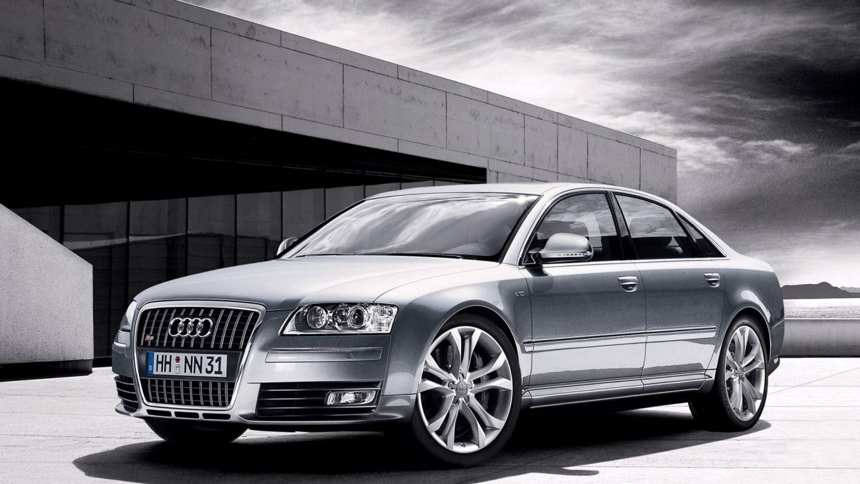 Audi S8 car vehicle quattro wallpaper