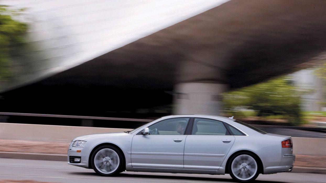Audi S8 car vehicle quattro wallpaper