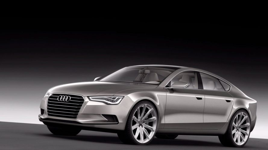 Audi Sportback car vehicle quattro wallpaper
