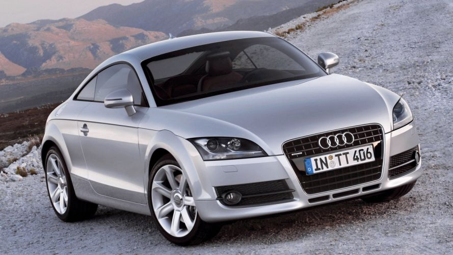 Audi TT car vehicle quattro wallpaper