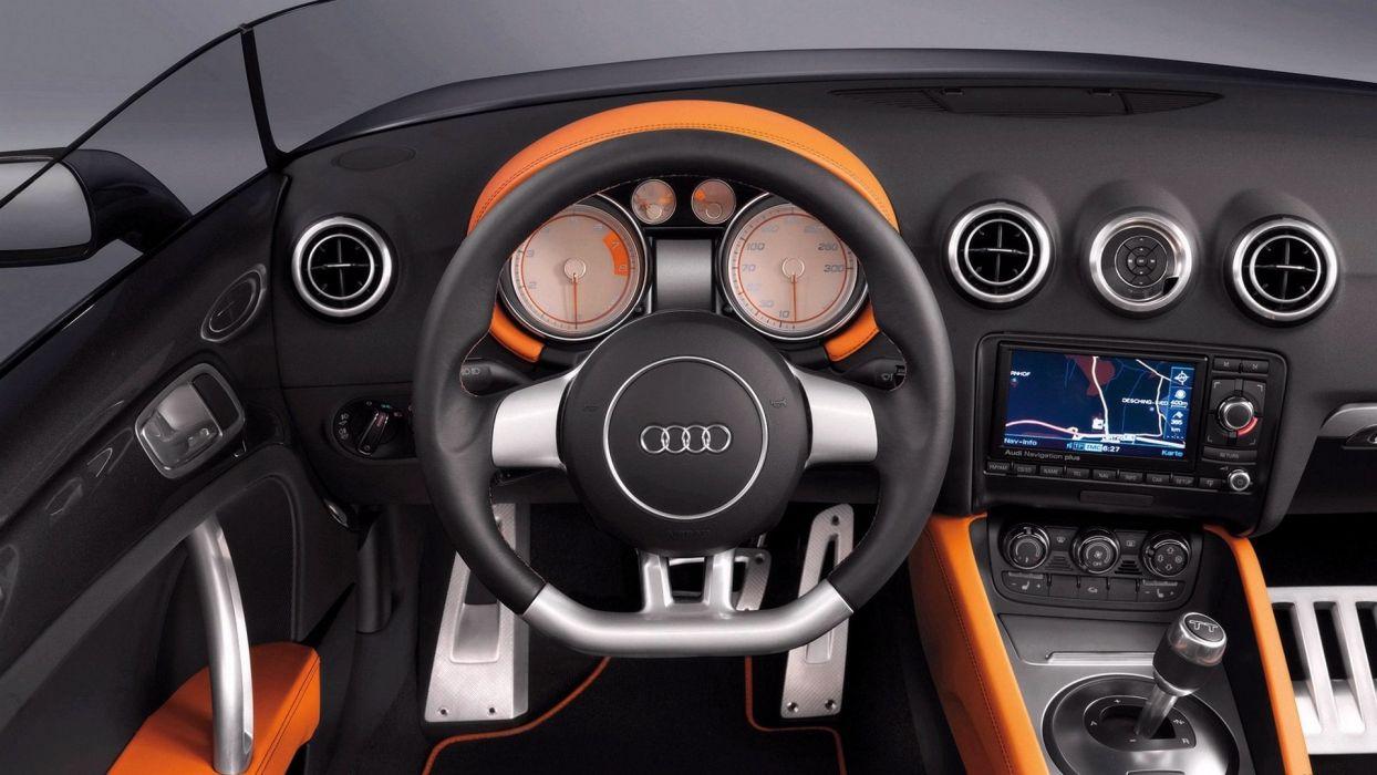 Audi TT Clubsport car vehicle quattro wallpaper