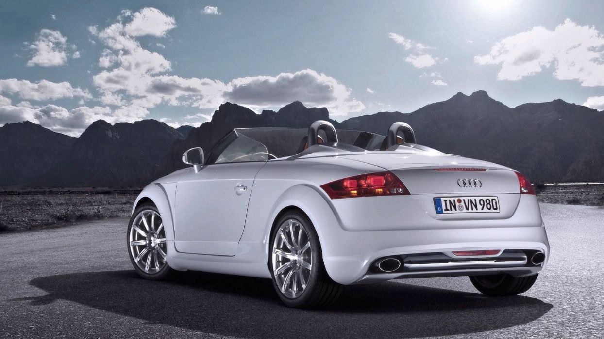 Audi TT Clubsport car vehicle quattro wallpaper