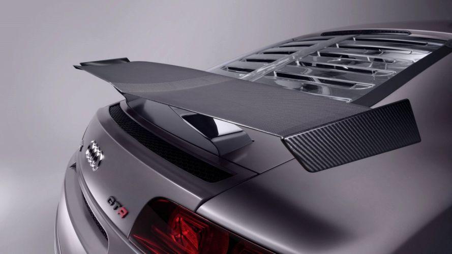 Audi R8 GTR ABT car vehicle quattro wallpaper