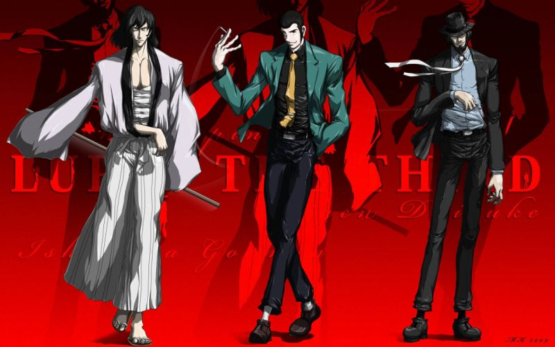 Lupin the Third wallpaper