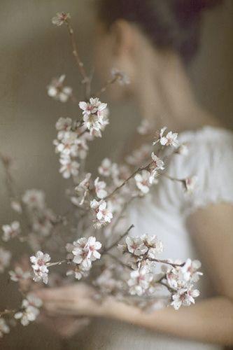 flower girl mood beauty wallpaper