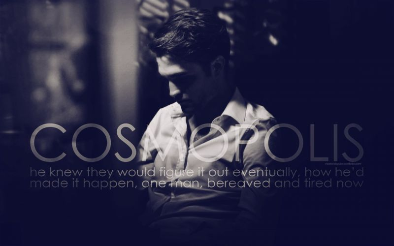 COSMOPOLIS drama thriller wallpaper