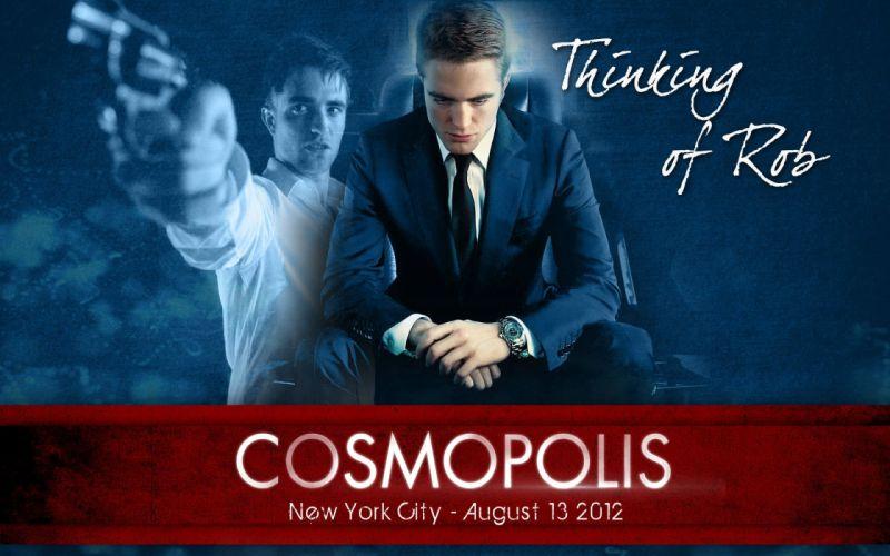 COSMOPOLIS drama thriller wallpaper