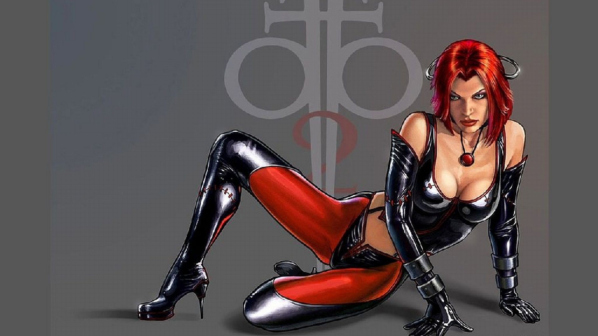 Blood rain porn erotic photo