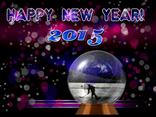 Happy New Year! wallpaper