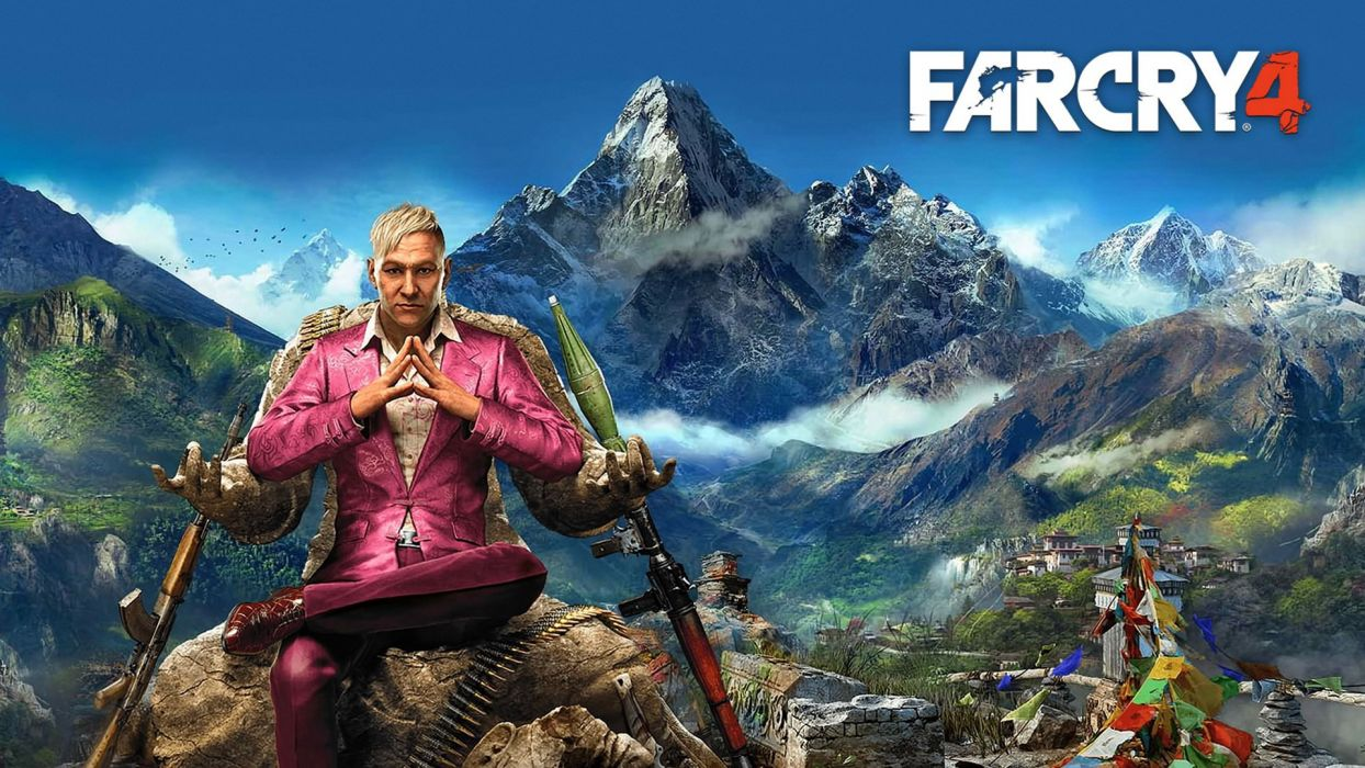 FAR CRY action fighting shooter adventure horror 1farcry farcry sandbox wallpaper