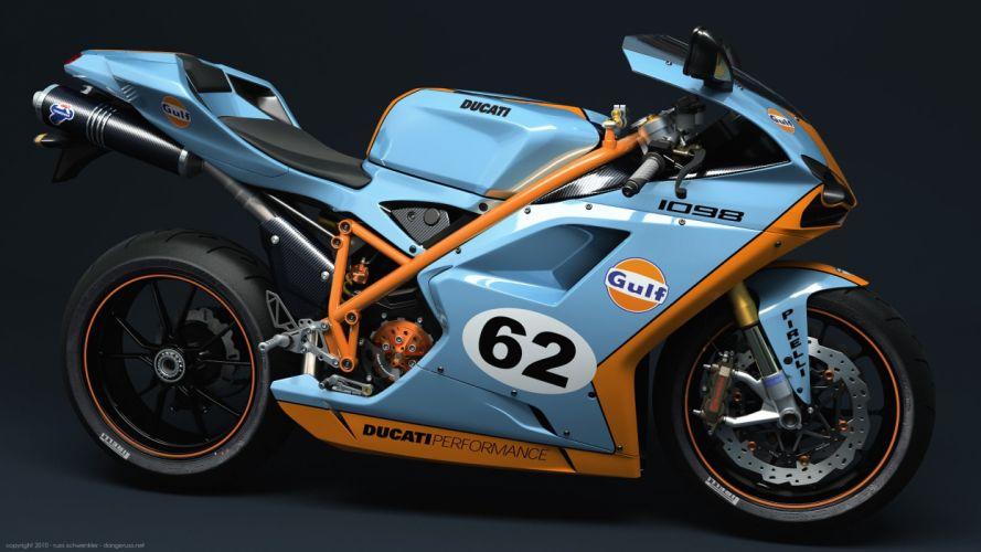 Ducati 1098 wallpaper