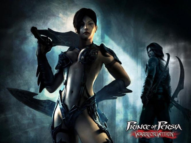 Prince of Persia game video art fantasy wallpaper