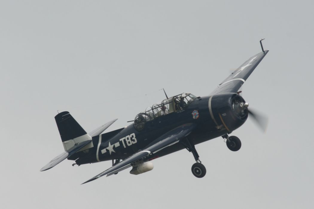 aeroplane american Fighter Flight Flying war Grumman aircraft airplanes airshow TBM Avenger torpedo bomber wallpaper