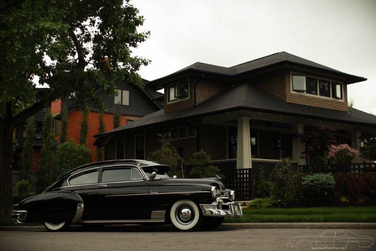 1950 Chevrolet Deluxe wallpaper