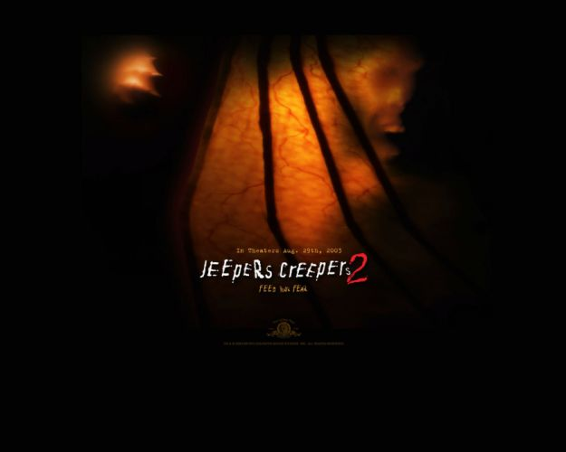 JEEPERS CREEPERS horror dark jeeperscreepers wallpaper