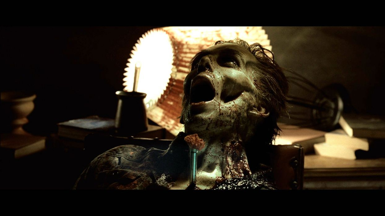 DAYBREAKERS dark horror action vampire blood wallpaper