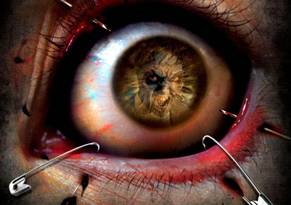 SKELETON KEY horror dark drama mystery voodoo supernatural 1skeletonkey skeletonkey eye blood fetish wallpaper