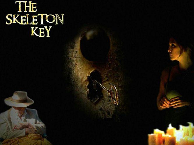 SKELETON KEY horror dark drama mystery voodoo supernatural 1skeletonkey skeletonkey wallpaper