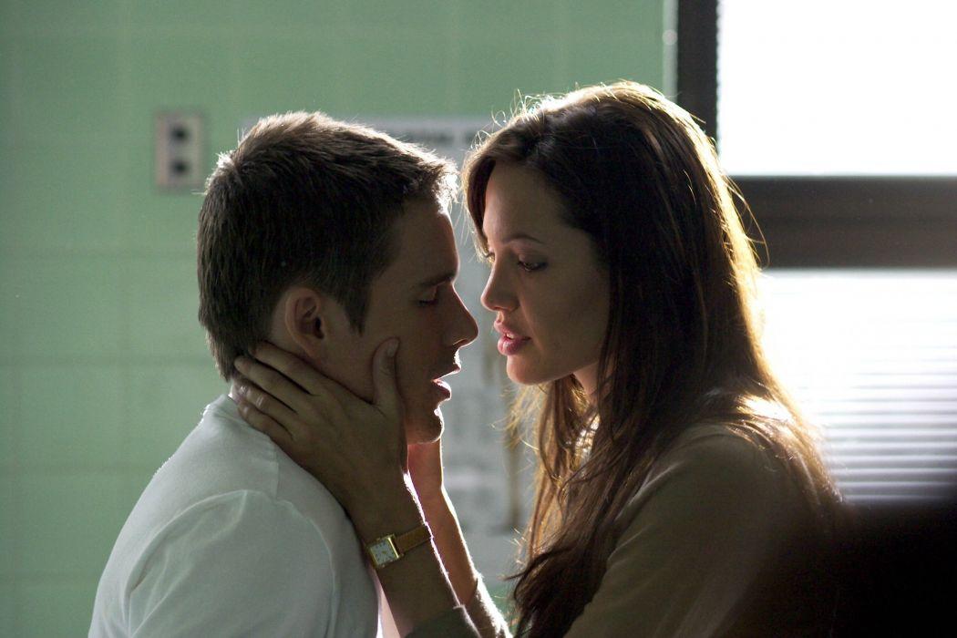 TAKING LIVES horror dark mystery thriller crime psychological 1takinglives Angelina Jolie wallpaper