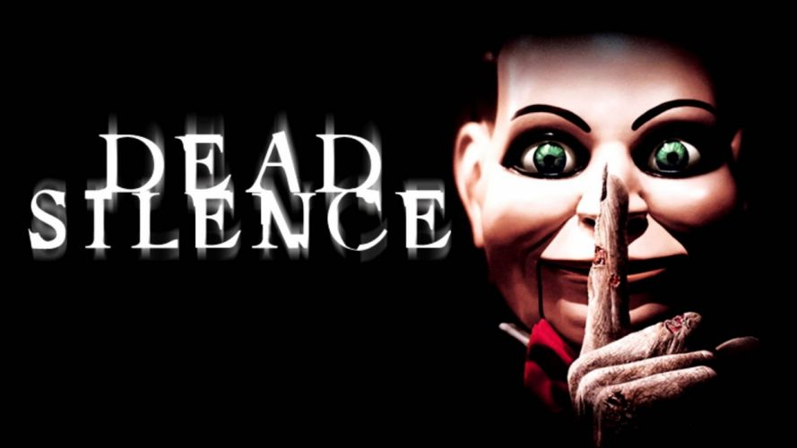 DEAD SILENCE horror mystery thriller dark ghost supernatural 1deadsilence demon puppet doll monster poster wallpaper