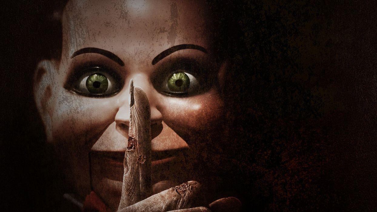 DEAD SILENCE horror mystery thriller dark ghost supernatural 1deadsilence demon puppet doll monster evil wallpaper