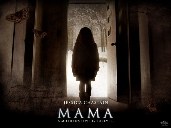 MAMA supernatural horror fantasy dark ghost 1mama poster wallpaper