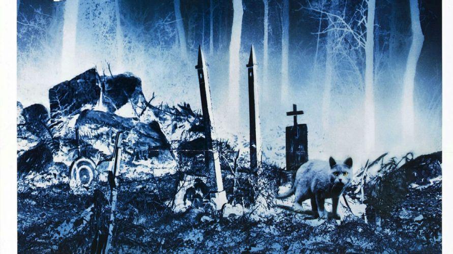 PET SEMATARY horror dark king fantasy petsematary wallpaper