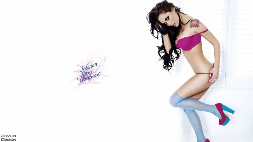 jessica jane clement by envius88-d48r2o9 wallpaper
