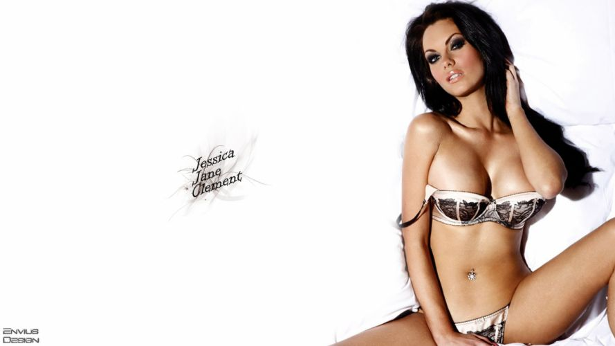 jessica jane clement by envius88-d48vf3y wallpaper